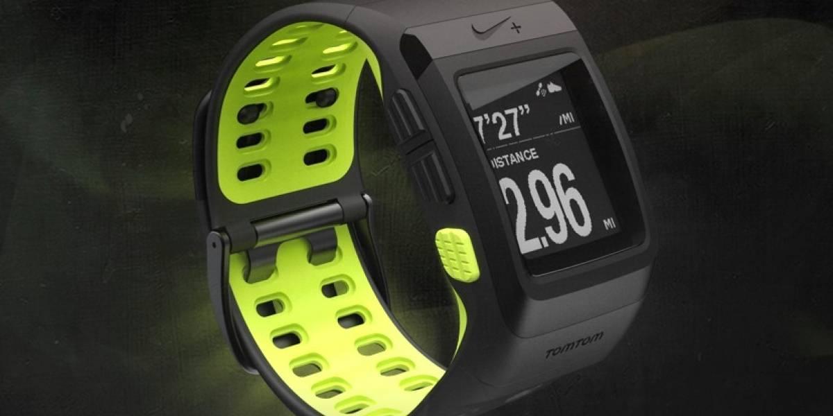 CES 2011: Nike presenta su reloj Nike+ Sportwatch GPS