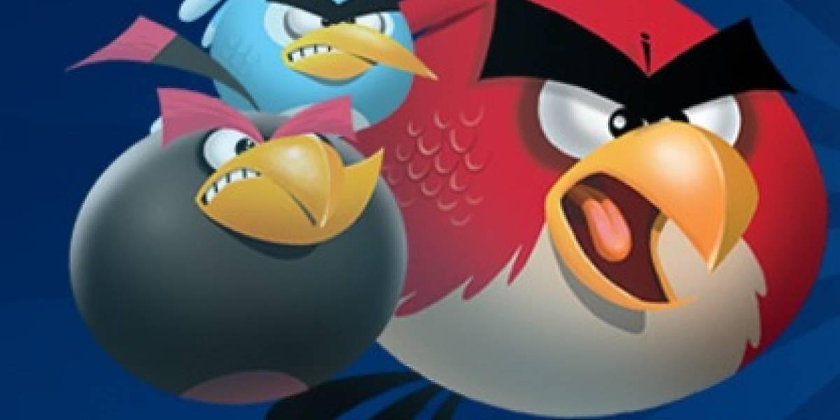 Chile: Nokia busca al mejor jugador de Angry Birds