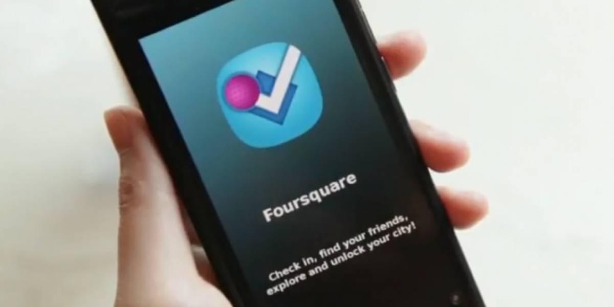 Foursquare y Nokia llevarán geolocalización social a MeeGo y s40