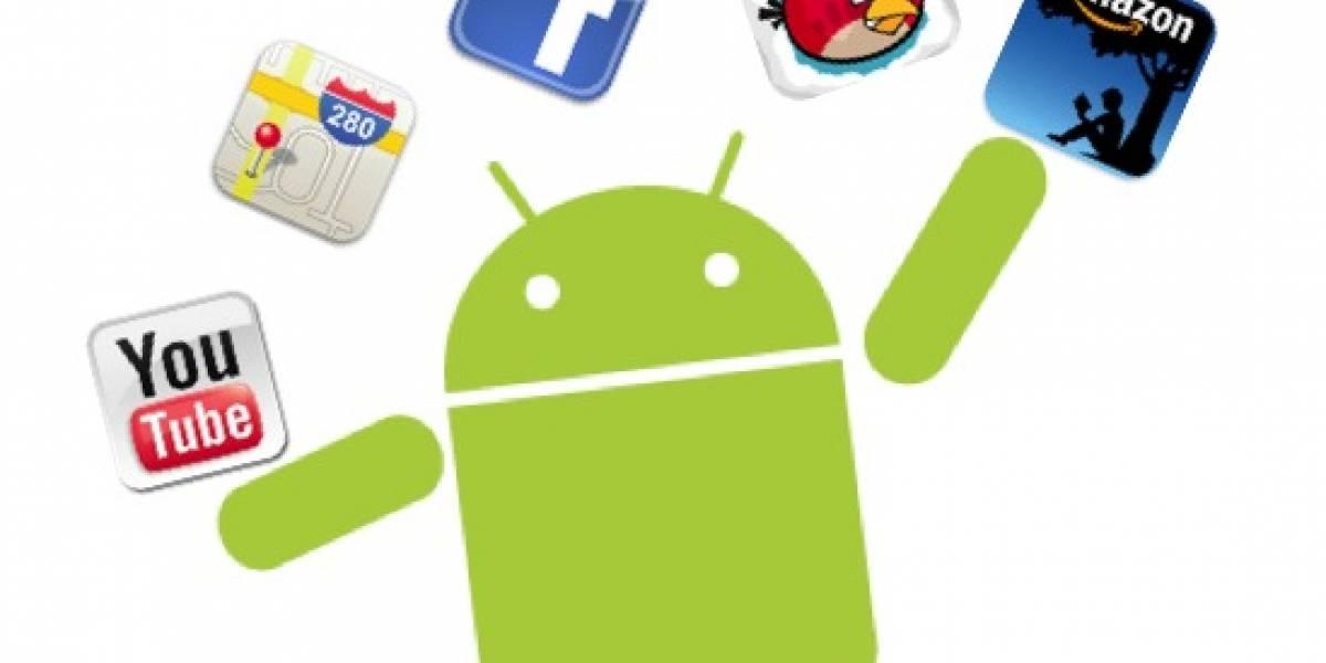 Usuarios Android prefieren usar aplicaciones que navegar en la Red