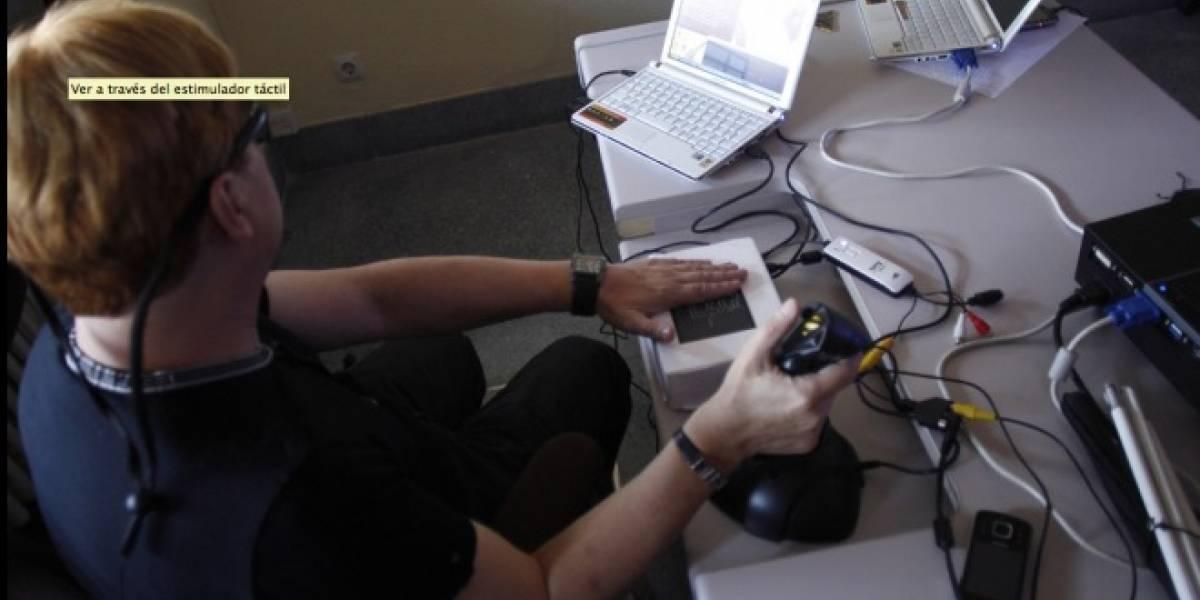 España: Científicos crean tecnología móvil de visión táctil