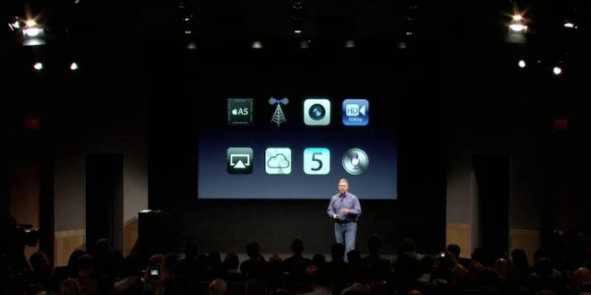 Revisa la Keynote de presentación del iPhone 4S