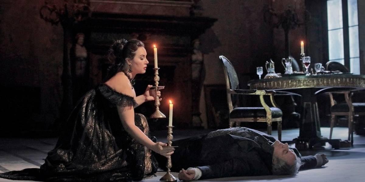 Con 'Tosca', MetOpera vuelve a Cine Colombia