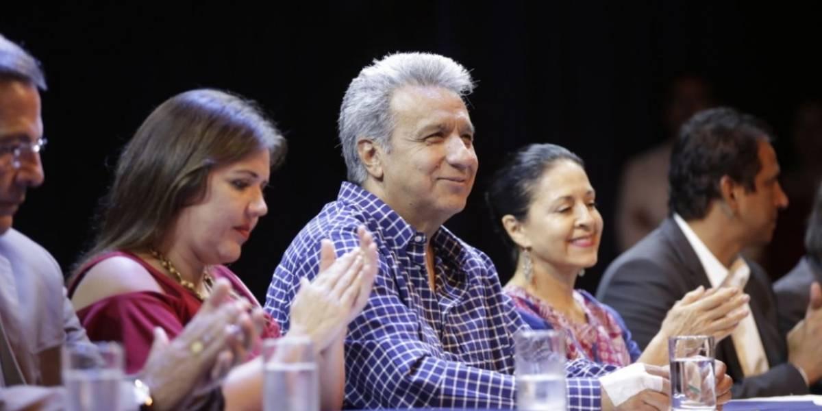 Lenín Moreno lanza convocatoria pública para la construcción de vivienda social