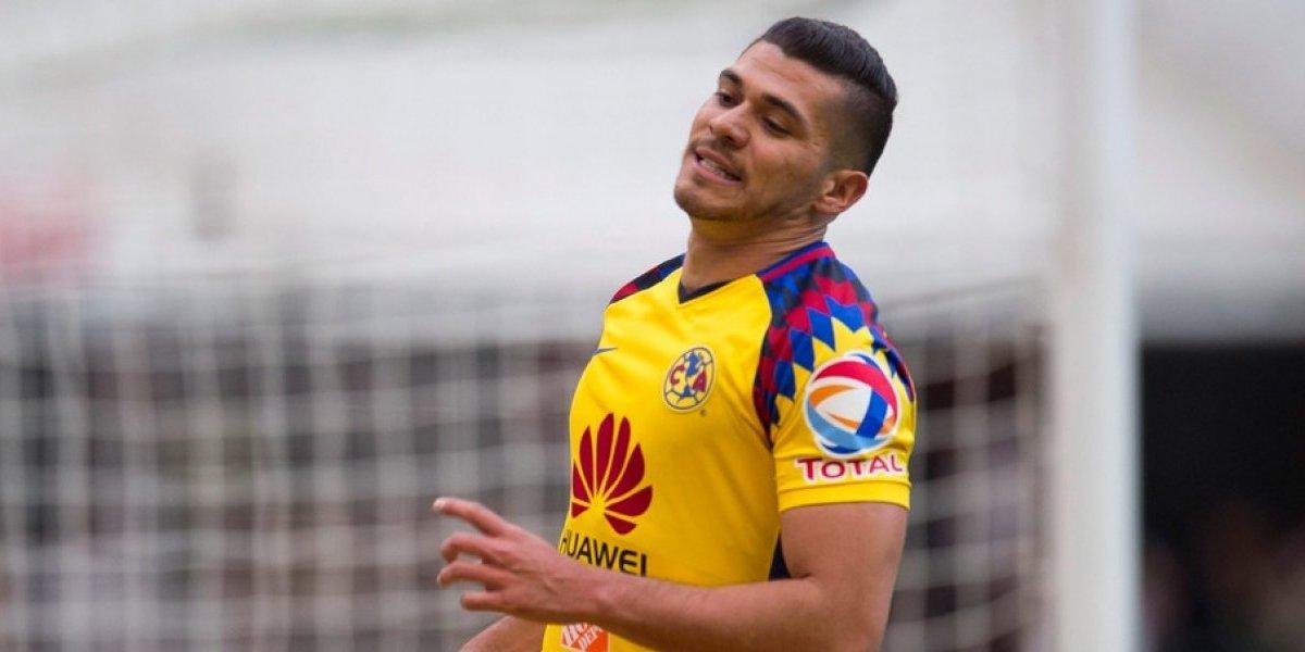 Henry Martín aún no tiene su visa para viajar con el Tricolor