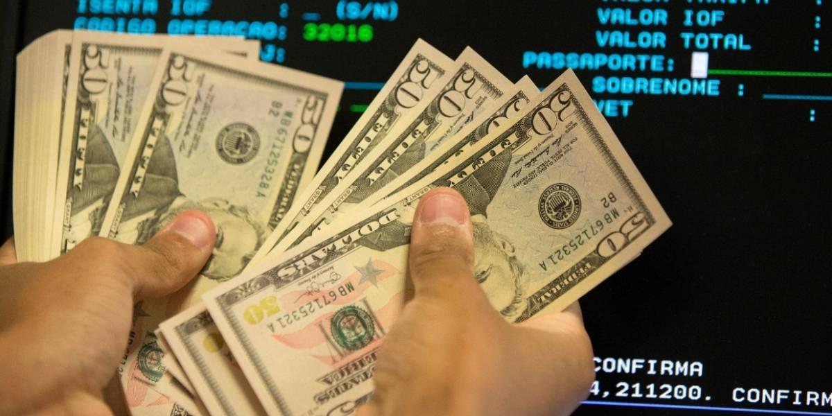 Dólar en Colombia se negocia por debajo de los $2.800