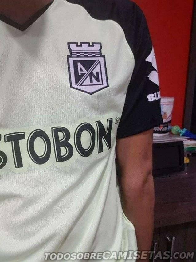 Así serán las Camisetas de Atlético Nacional temporada 2018 ... 68f8039c3589a