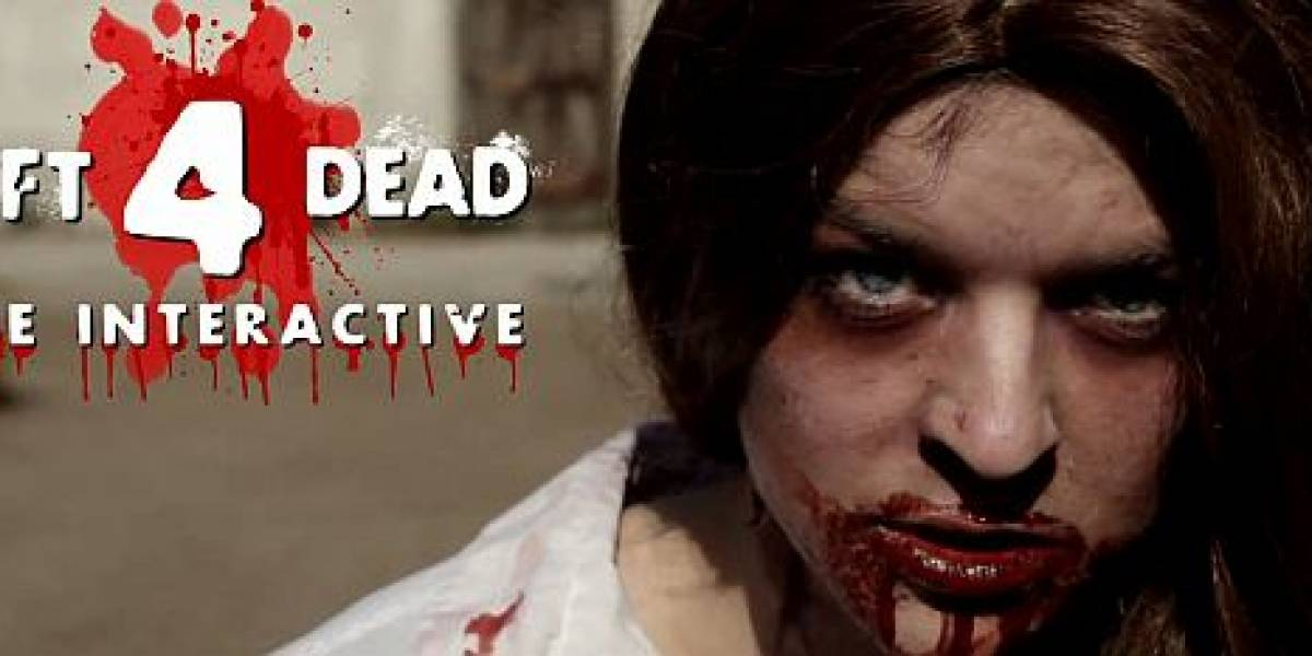 Left 4 Dead, el video interactivo