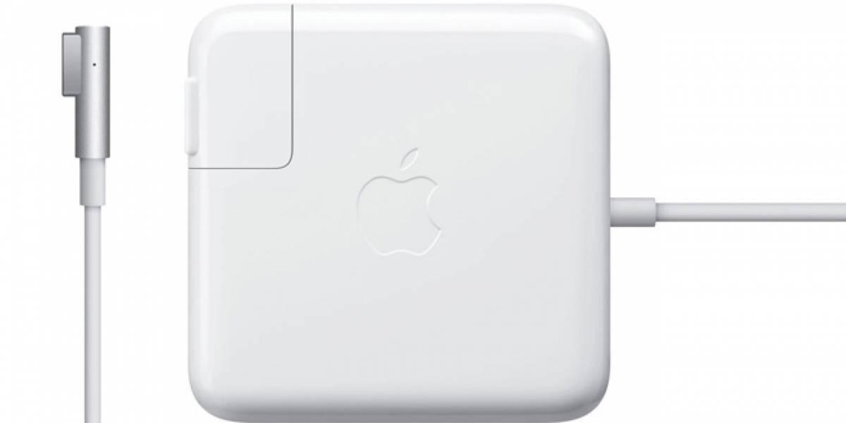 Apple patenta cargador que recuerda tu contraseña en caso de que la olvides