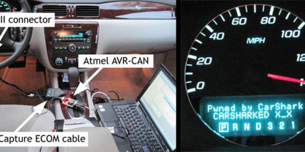 """Los actuales automóviles electrónicos podrían ser fácilmente """"hackeados"""""""