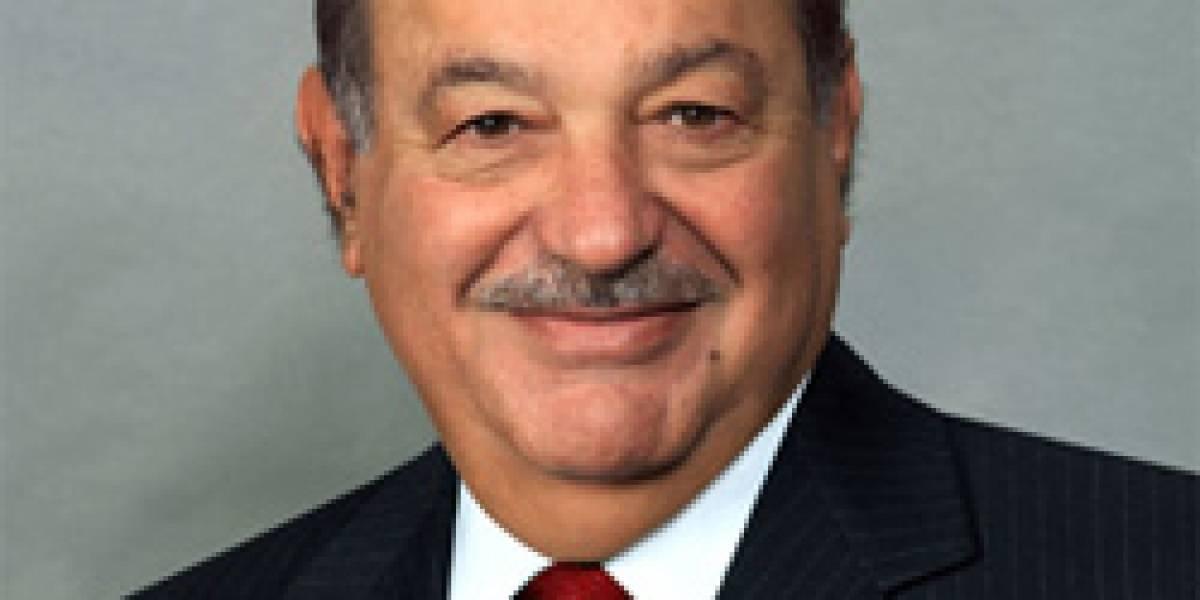 Carlos Slim co-presidirá la Comisión de Banda Ancha para el Desarrollo Digital