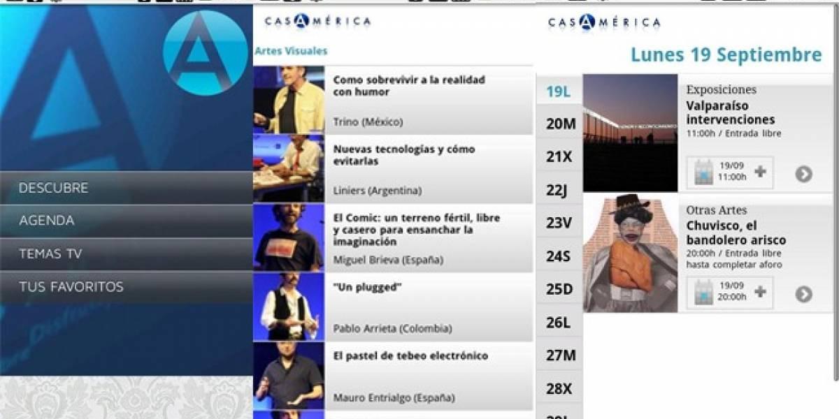 España: Casa de América lanza sus aplicaciones iOS y Android