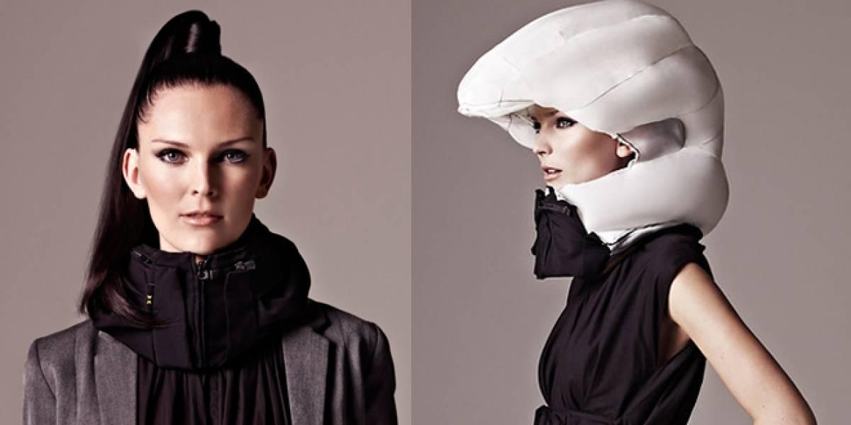 Ya se lanzó a la venta el casco inflable e 'invisible' para ciclistas a US$ 529