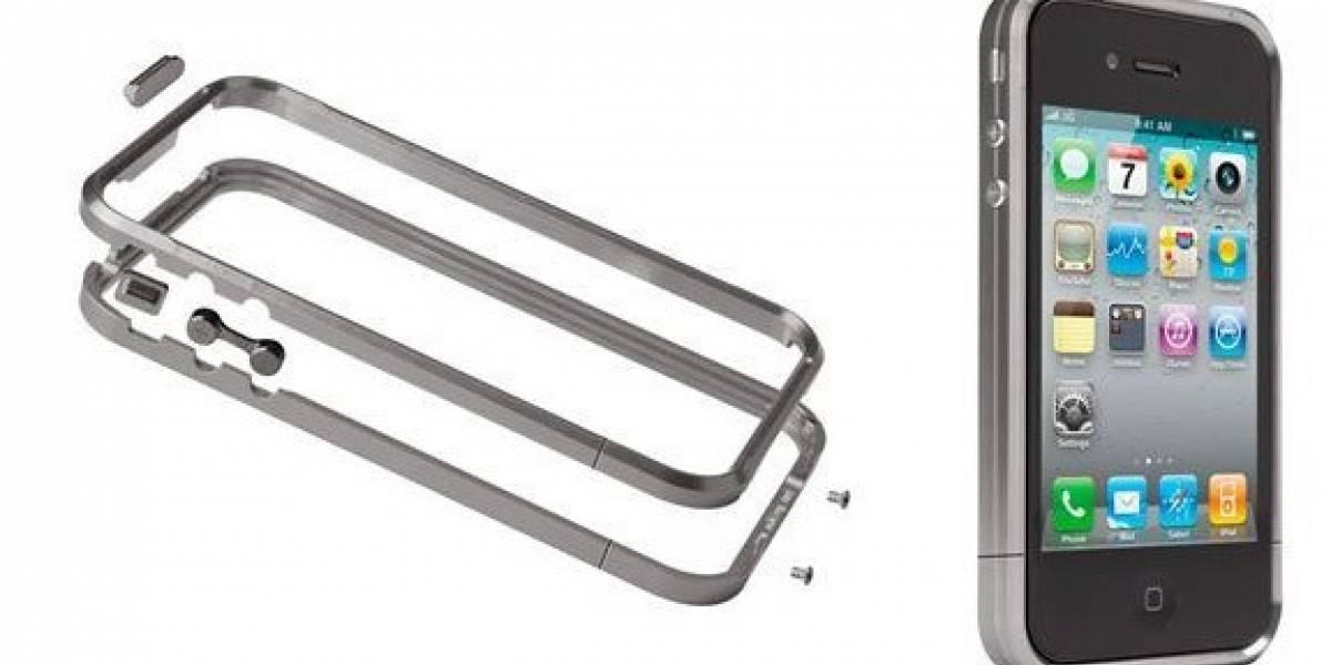 Carcasa de titanio para iPhone por 300 dólares