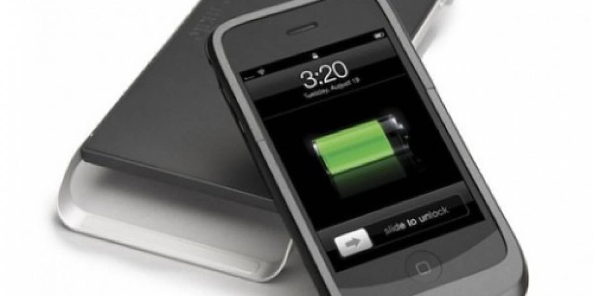 El iPhone podría usar cargadores inalámbricos en el 2012