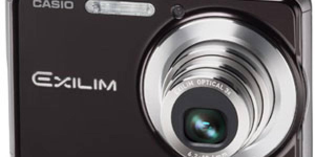 Nuevas Casio Exilim: Del lente a YouTube