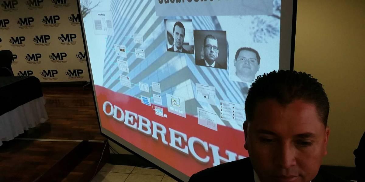 Caso Odebrecht: Ligan a proceso a cuatro aliados de Manuel Baldizón