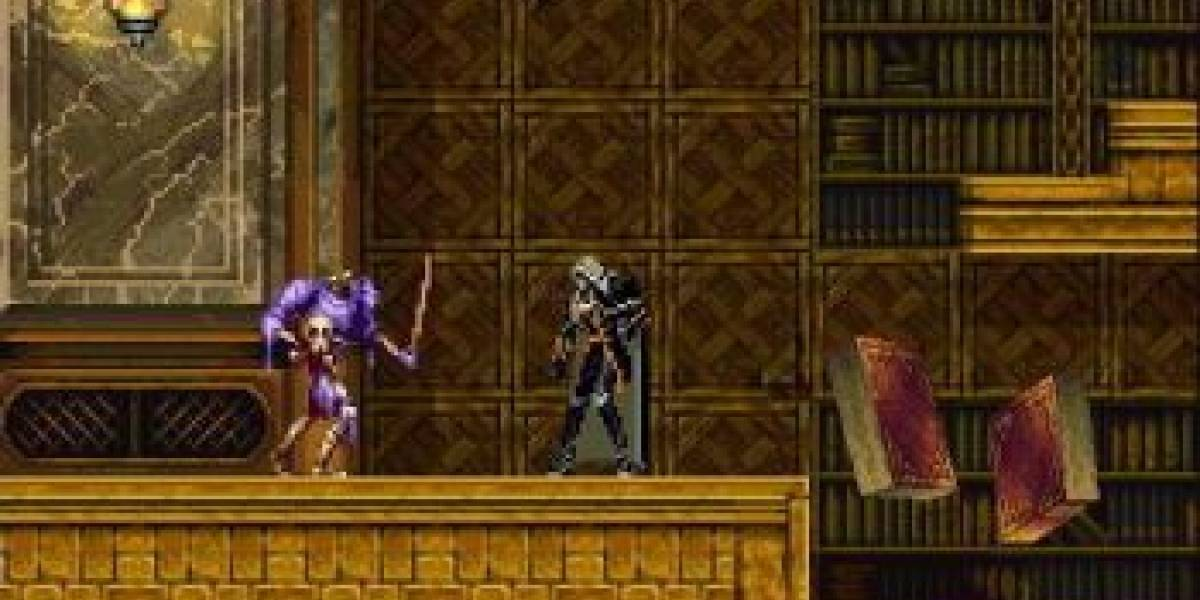 Castlevania Symphony of the night: el regreso de un clásico