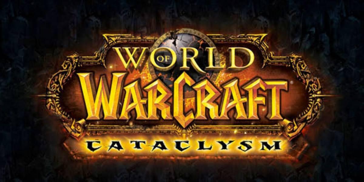 Precio y fecha de salida de World of Warcraft: Cataclysm para Latinoamérica