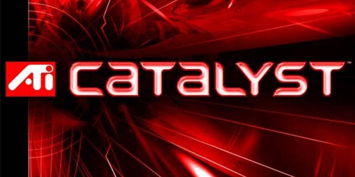 Nuevos ATI Catalyst 8.1, nau!