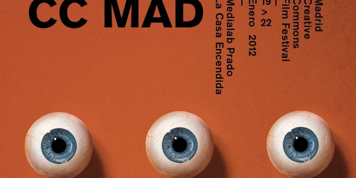 CC MAD: Primer festival de cine Creative Commons de Madrid