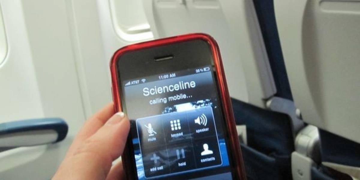 Los móviles cambiarán la industria aérea, dice estudio de Amadeus