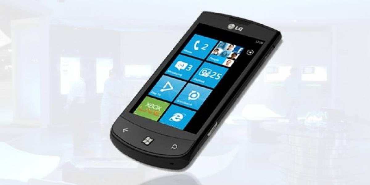 #WL3: Sortearemos un LG Optimus 7 entre nuestro público