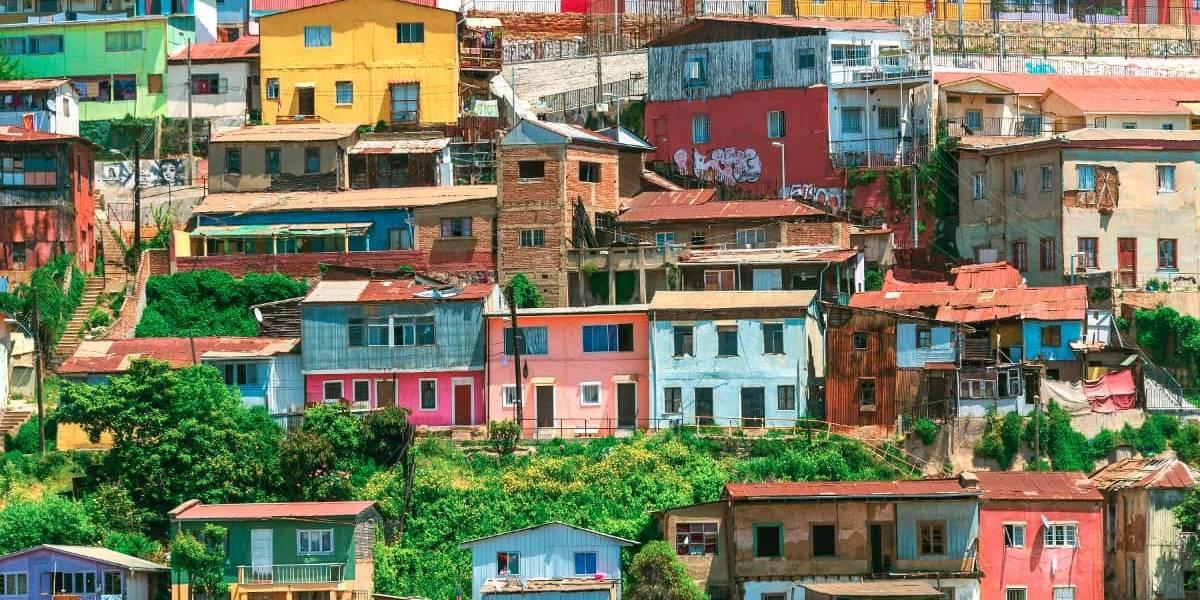 """Valparaíso se baña de cultura: conoce las actividades de """"Puerto de Colores"""""""