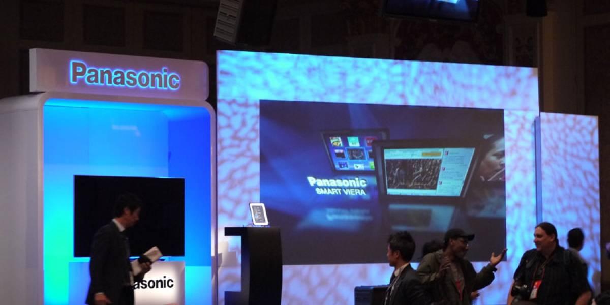 CES 2012: Panasonic desarrolla un panel LCD ligero de 20'' con tecnología IPS Alpha