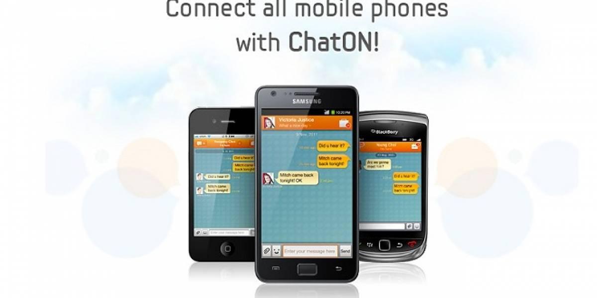 ChatON de Samsung ya disponible para Android