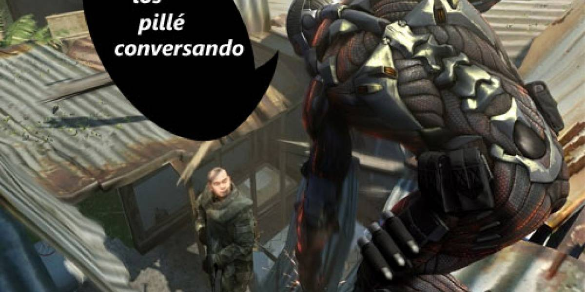 Detalles EXCLUSIVOS de Crysis