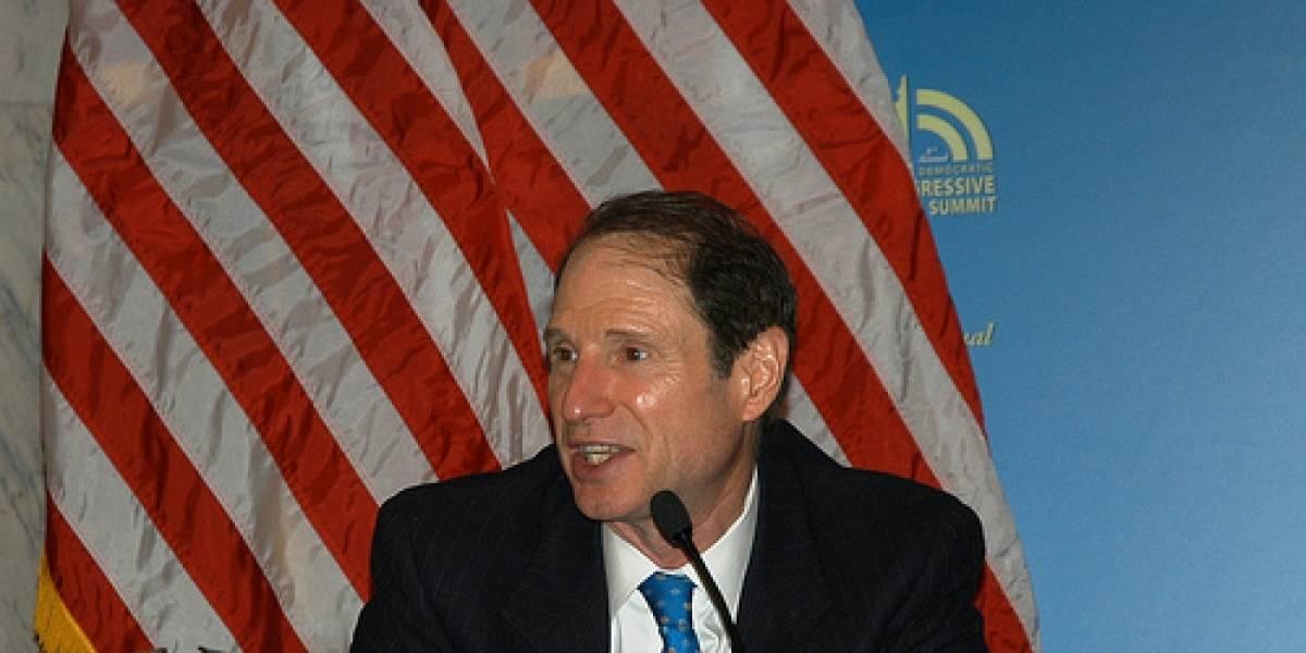 Senador de los EEUU protesta por el procedimiento de cierre de webs