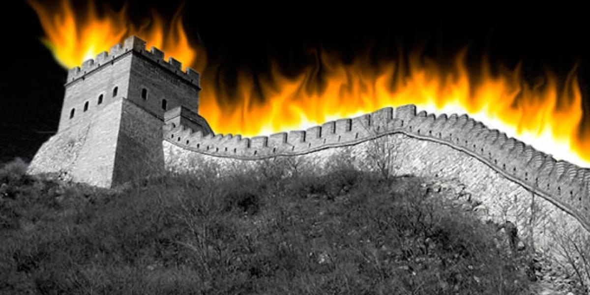 China encuentra la forma de bloquear el acceso a Internet incluso vía VPN
