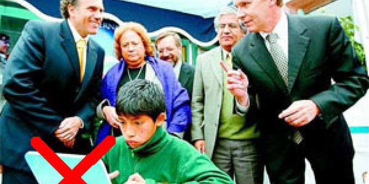 Chile no fue primero con Classmate (y todavía ni llegan)