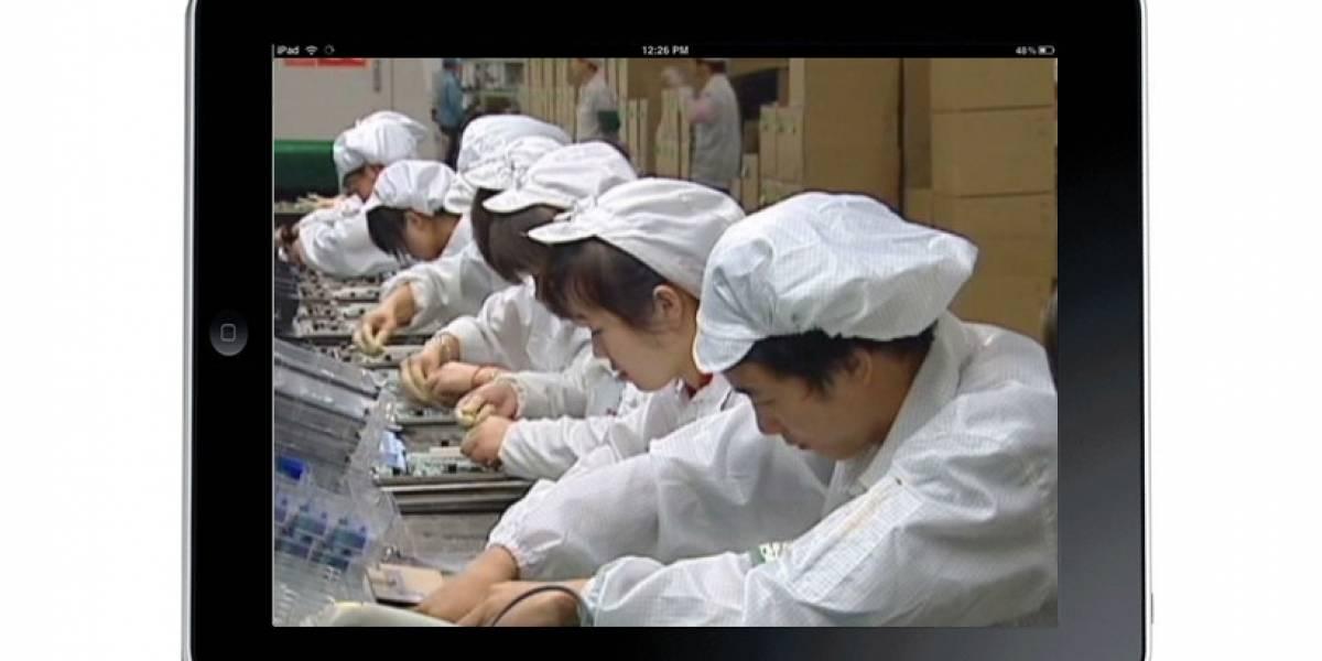 Apple encuentra 91 menores trabajando para sus proveedores en China