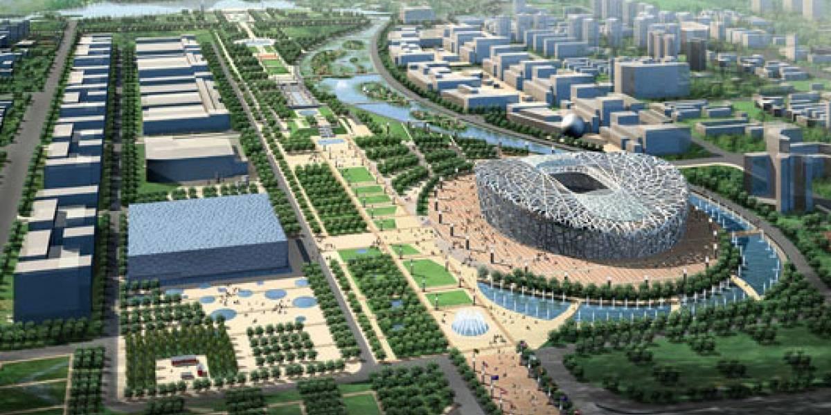 China forzará lluvia antes de Juegos Olímpicos