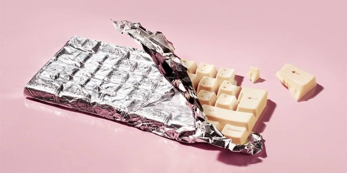 Sin Palabras: Chocolate Geek