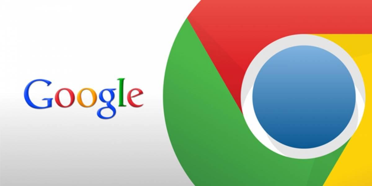 Llega de manera oficial Google Chrome 25 con reconocimiento de voz