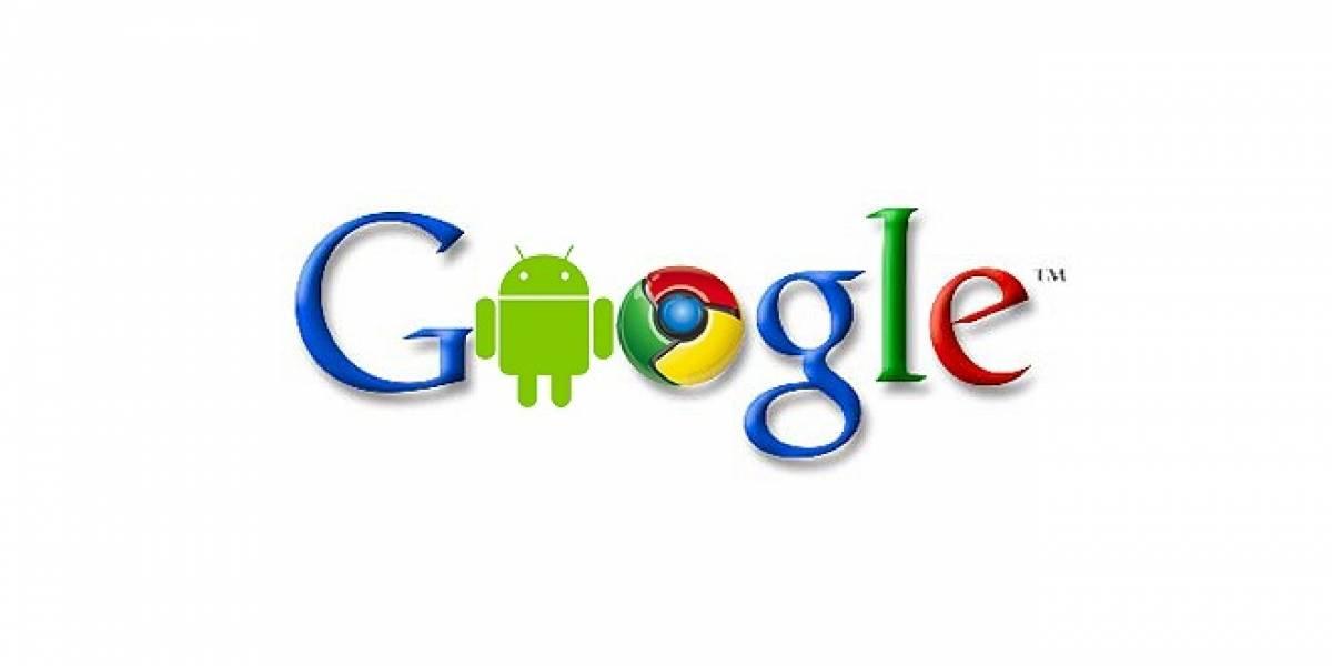 Android Ice Cream Sandwich incluirá como navegador a Google Chrome