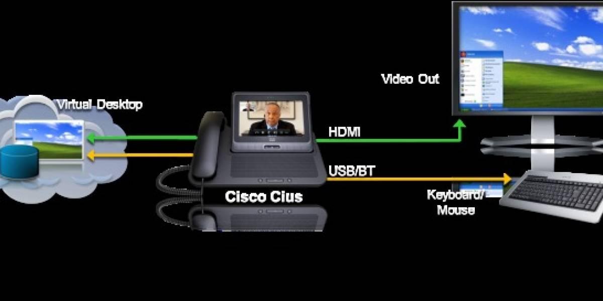 Cius, el tablet de Cisco, se lanzará el 31 de julio
