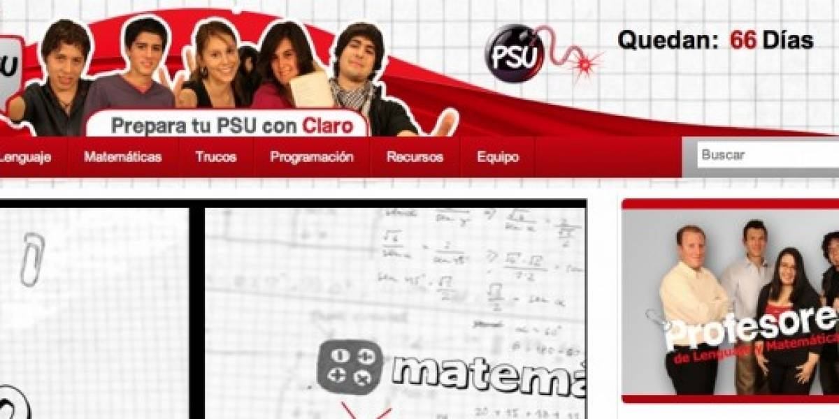 Chile: Claro lanza preuniversitario intensivo on-line