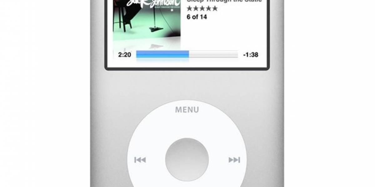 Apple podría descontinuar la iPod Classic y Shuffle muy pronto