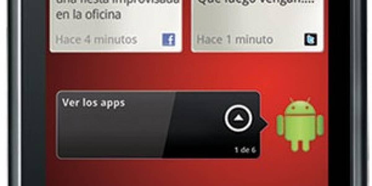 México: Iusacell presenta Motorola Motoroi 2