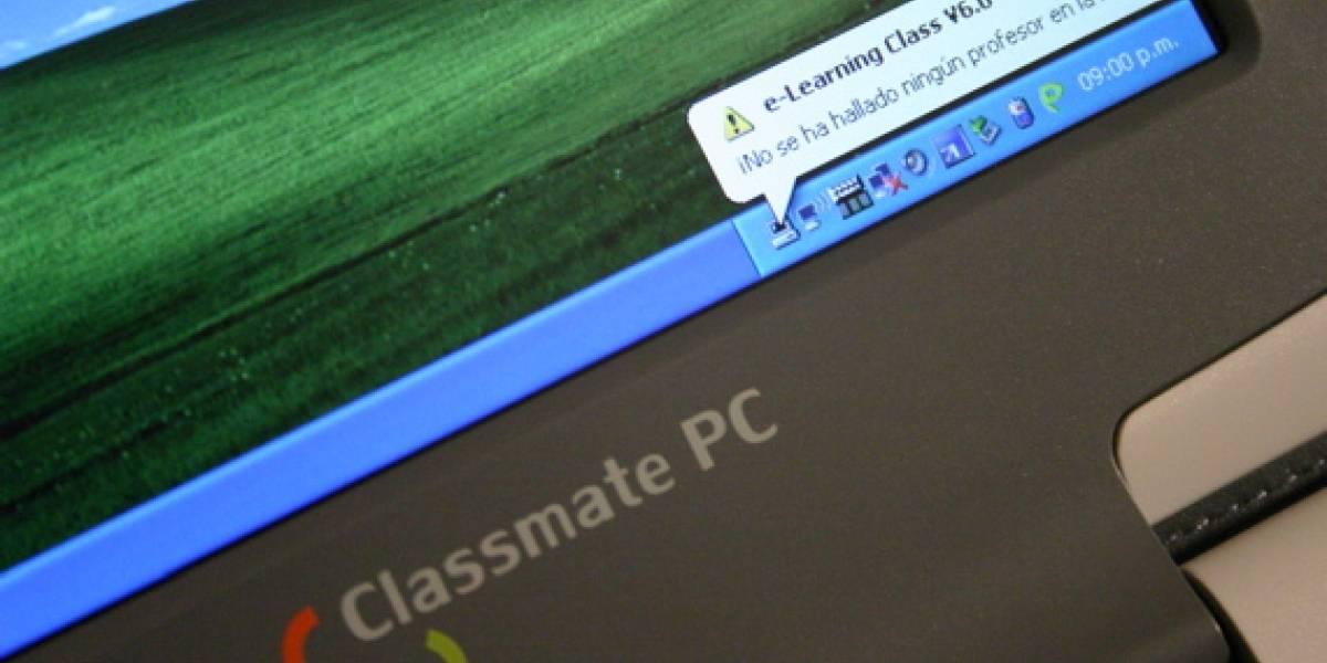 FWLabs: Desempacando el Intel Classmate PC