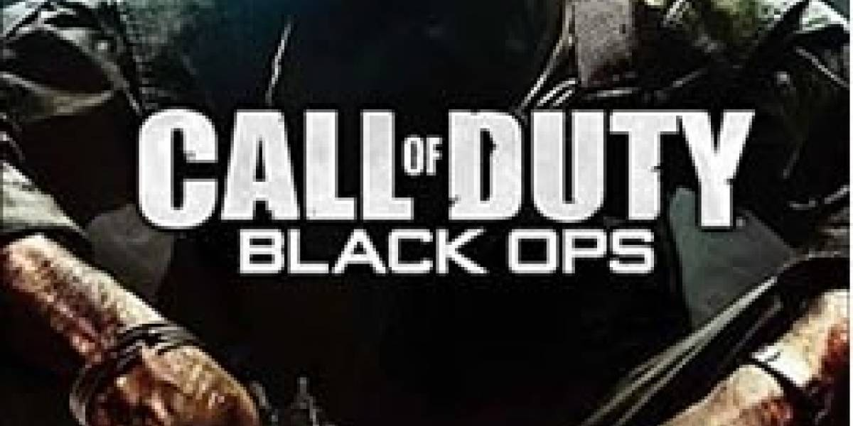 Otro parche para Call of Duty: Black Ops, esta vez en la Wii