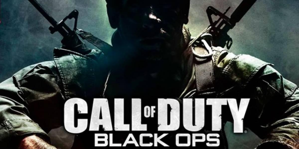COD Black Ops vendrá en 3D