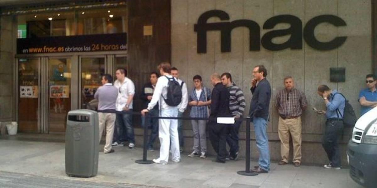 España: El iPad 3G se agotó en 90 minutos