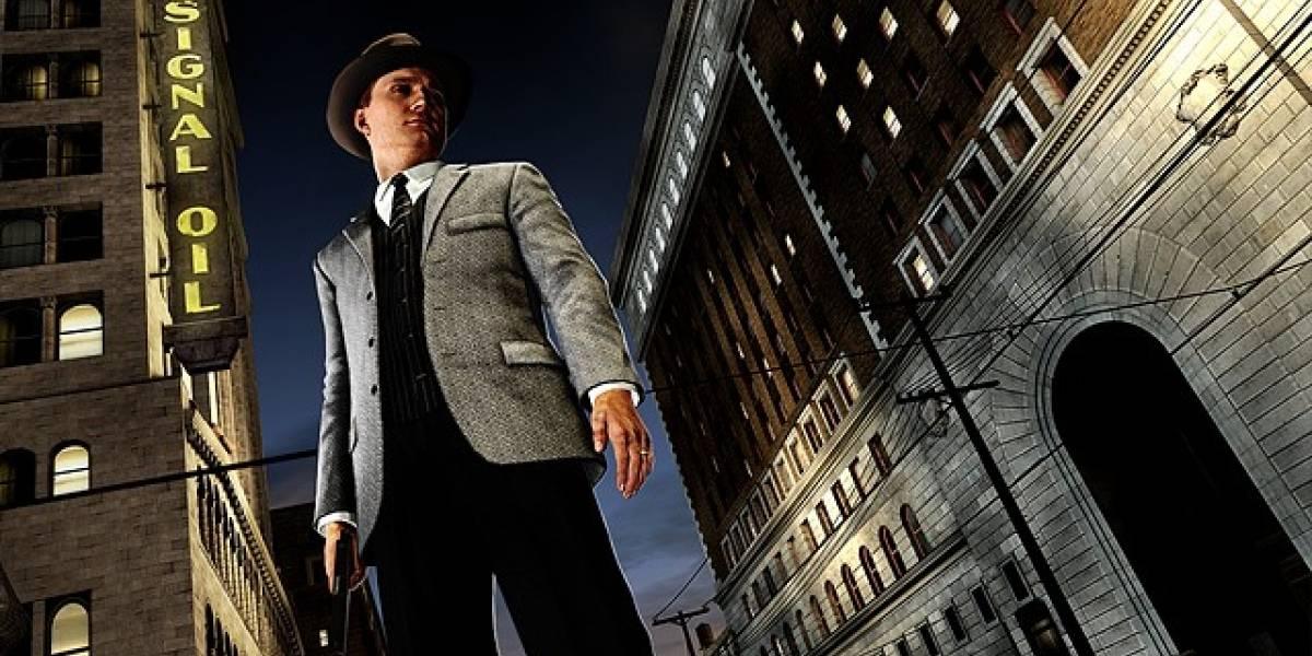 Primer trailer de jugabilidad de L.A. Noire