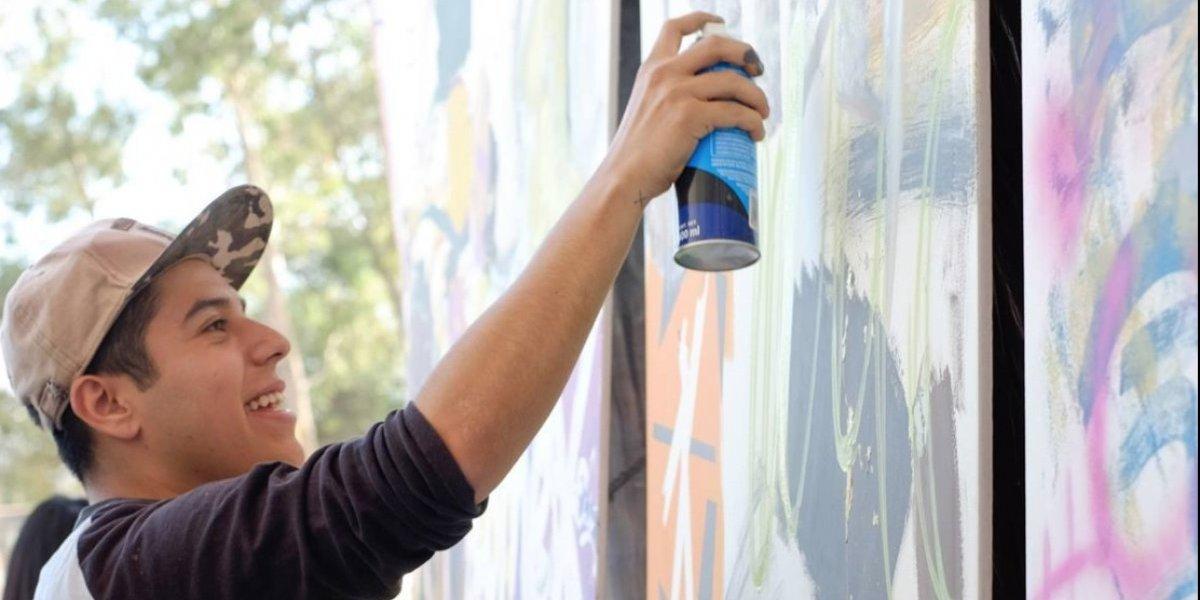Pintarán el mural más grande del mundo en México