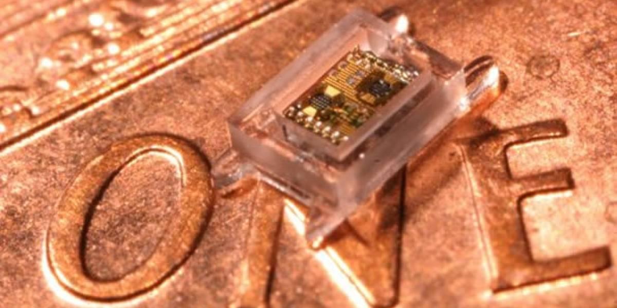 Ante ustedes, el computador más pequeño del mundo